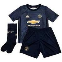 Adidas Manchester United Third Jersey Mini Kit 18/19 Youth