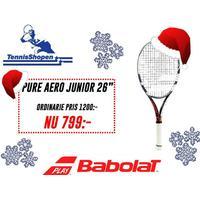 Babolat pure aero french open jr 26 tum