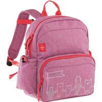 Lässig 4Kids Medium Backpack Ryggsäck About Friends - melange pink