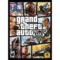 Rockstar Grand Theft Auto V PC Download