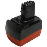Batteri 12 volt för Metabo 6.25479 2,0 Ah