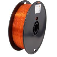 North Bridge Kexcelled Transparent Orange PLA 1kg 1.75mm Filament