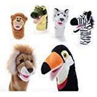 Plush and Company Marionette Wild World Plush Toy, 24 cm