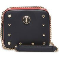Camera Bag Novelty Studs TOMMY NAVY/ TOMMY RED