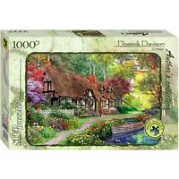 Step Puzzle Dominic Davison Cottage 1000 Pieces