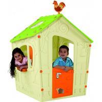 KETER MAGIC PLAYHOUSE Kinderspielhaus hellgrün/grün 17185442
