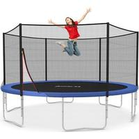 Ampel 24 Classic Trampoline + Protective Edge & Safety Net 430cm