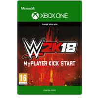 WWE 2K18: MyPlayer Kick Start