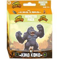 King of Tokyo: Monster Pack 1 - King Kong - Brädspel