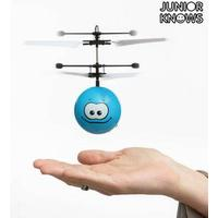 Junior Knows Funny Face Helicopter Ball