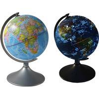 Kon-Tiki, Globus med stjernetegn og stativ
