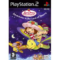 Strawberry Shortcake - The Sweet Dreams Challenge (Ny Inplastad) - Playstation 2 (brugt)