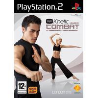 EyeToy: Kinetic Combat - Playstation 2 (brugt)