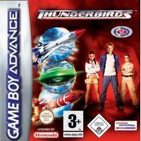 Thunderbirds - Gameboy Advance (brugt)