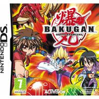 Bakugan Battle Brawlers - Nintendo DS (brugt)