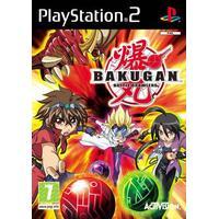 Bakugan Battle Brawlers - Playstation 2 (brugt)