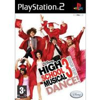 High School Musical 3 Senior Year Dance - Playstation 2 (brugt)