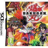 Bakugan: Defenders of the Core - Nintendo DS (brugt)