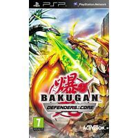 Bakugan: Defenders of the Core - Sony PSP (brugt)