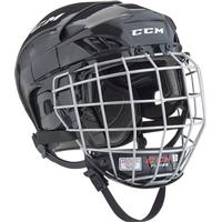 CCM, Hockeyhjelm, FitLite 40, Sort, Large