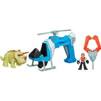 Playskool Heroes, Jurassic World DLX Vehicle, Dino Tracker Copter