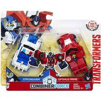 Transformers Robots in Disguise - Strongarm & Optimus Prime Action Figure