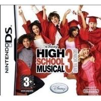 Disney High School Musical 3 Senior Year - Nintendo DS (brugt)