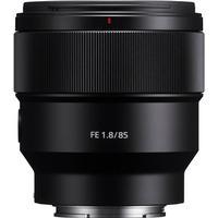 Sony FE 85mm F1.8