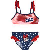 Disney Minnie Mouse Bikini, Blå 8 År