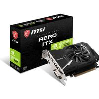 GeForce GT 1030 Aero ITX 2GD4 OC, 2048 MB DDR4