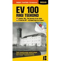 Ev 100 – riigi teekond. eesti iseseisvusega seotu d paigad (Häftad, 2017)