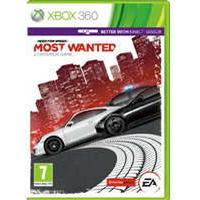 Need for Speed Most Wanted - Classics (Xbox 360)