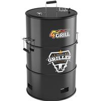 BATAVIA Premium BBQ grill, rökare och långsam spis i ett