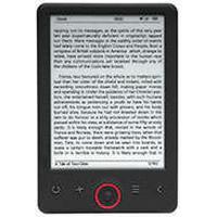 Denver E-bogslæser 6tm skærm (4GB) Sort - Denver EBO-620