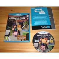 Wii U: Minecraft