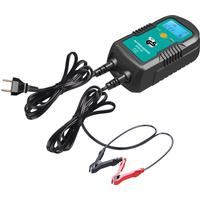 Premium batteriladdare, 6/12 V, 4 Amp