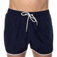 Calvin Klein CK NYC Short Runner Swim Shorts - Darkblue - Large * Kampanj *