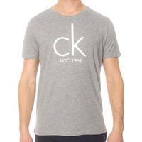 Calvin Klein CK NYC T-shirt Grey Heather