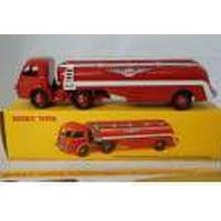 Editions atlas dinky toys tractor panhard with tanker 32C