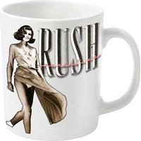 RUSH - MUG, PERMANENT WAVES