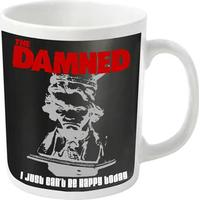 DAMNED, THE - MUG, I JUST CAN'T BE HAPPY TODAY