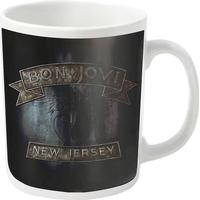 BON JOVI - MUG, NEW JERSEY