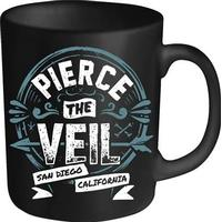 PIERCE THE VEIL - MUG, SAN DIEGO CALIFORNIA