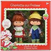 Asmokids kanaï Classic Kids - kkcf2huc - Strawberry Shortcake Doll - Strawberry Shortcake & Clafoutis Blueberry