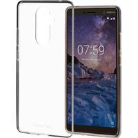 Nokia CC-708 Premium Clear Case Nokia 7 Plus Gennemsigtig (1A21RSS00VA)