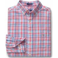 Gant Indian Madras Shirt Capri Blue (3002620)
