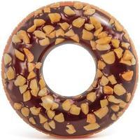 Intex Nutty Chocolate Donut Tube