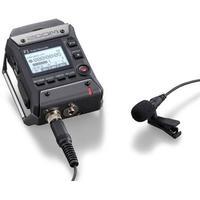 Zoom F1-LP Field Recorder Lavalier/mygga