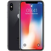 Apple iPhone X 256 GB Space Grey med abonnement