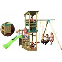 Little Tikes Buckingham Climb 'n Slide Swing